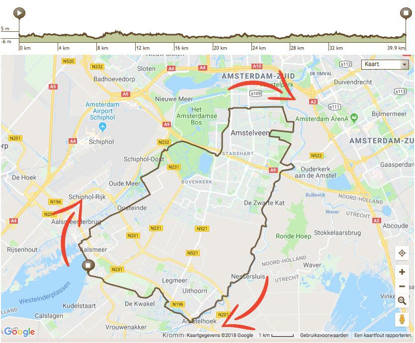 Tour de Poel 40 kilometer