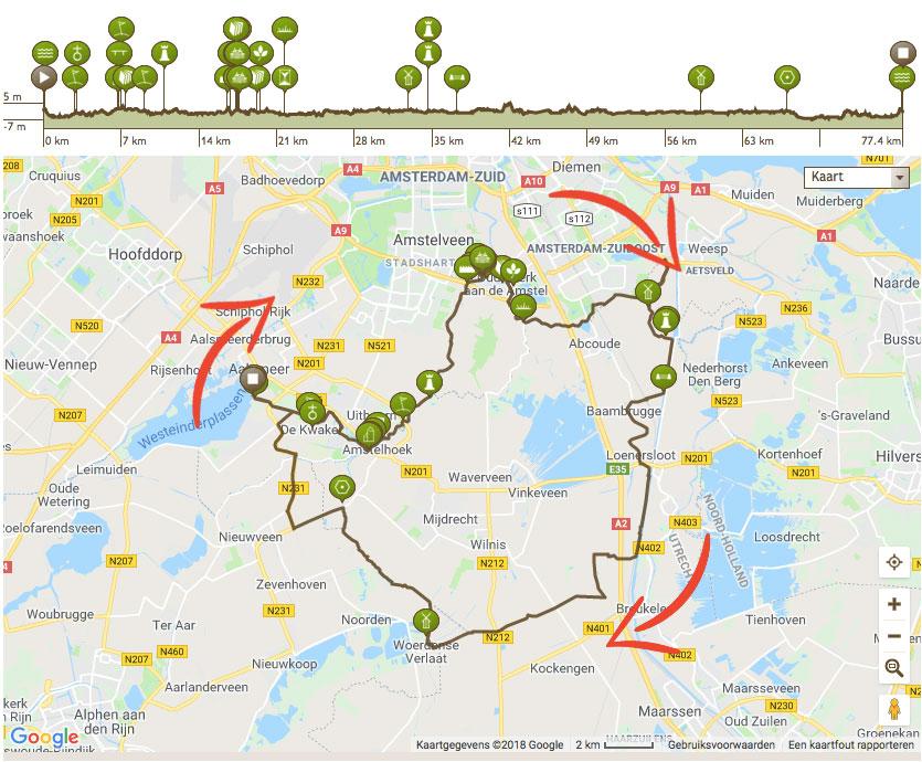 Tour de Poel 70 kilometer