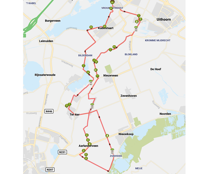 40 kilometer 2019