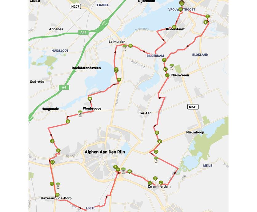 70 kilometer 2019